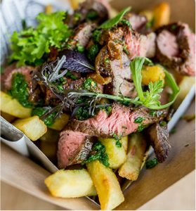 Steak Frites Loaded Fries (Tri Tip) Image